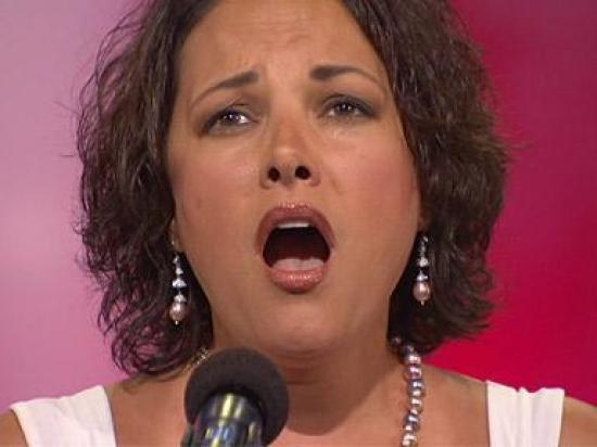 Barbara Padilla - Opera Singer