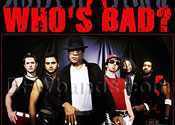 Who's Bad – The Ultimate Michael Jackson Tribute Band