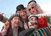 Groucho and the Coconuts – Live Music and Comedy Show